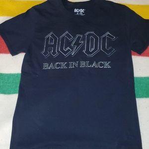 AC/DC Back in Black Tee